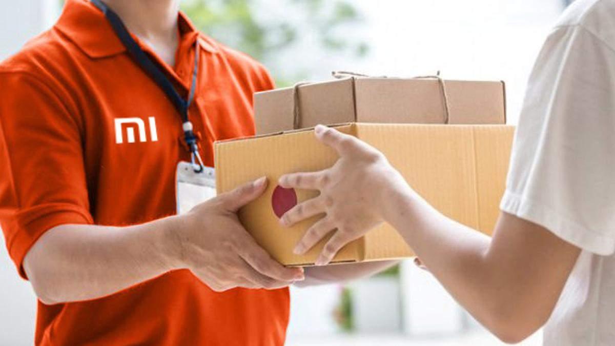 Xiaomi запускает собственный сервис доставки