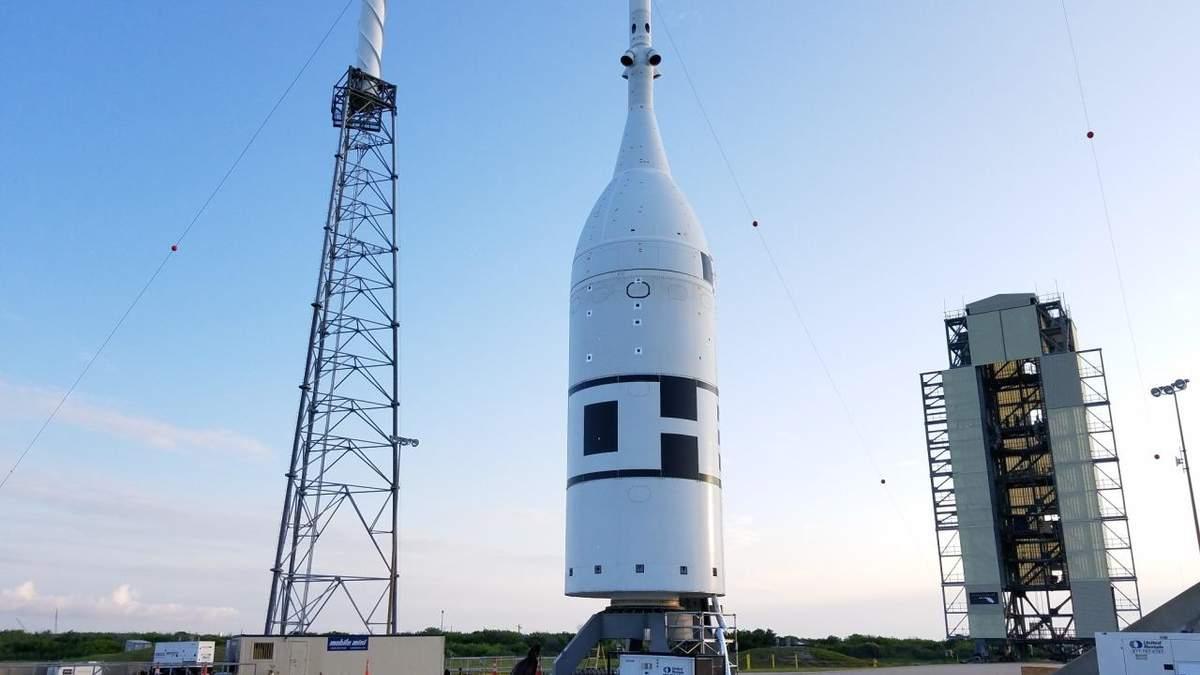 Космічний апарат Orion може полетіти в космос