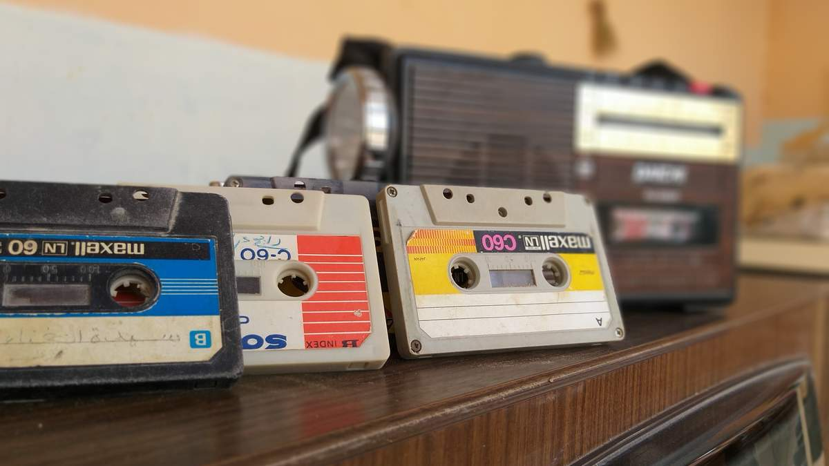 Анонсировали первый в мире кассетный плеер с Bluetooth