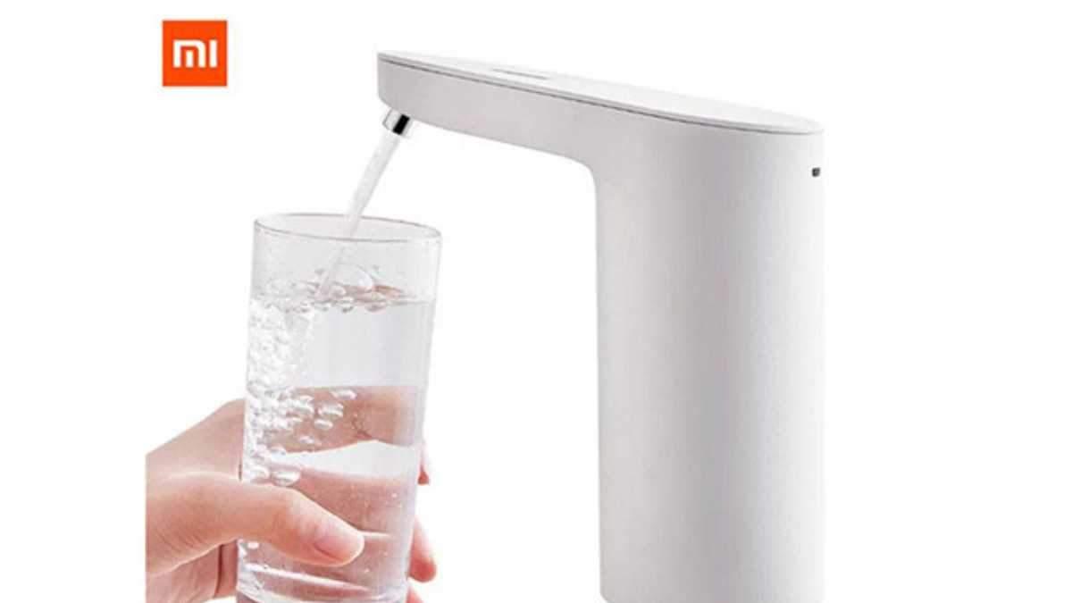 Автономный дозатор воды Automatic Water Dispenser
