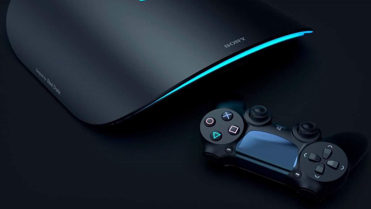Концепт PlayStation 5