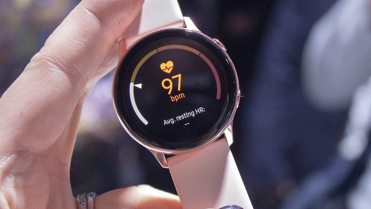 Смарт-годинник Samsung Galaxy Watch Active