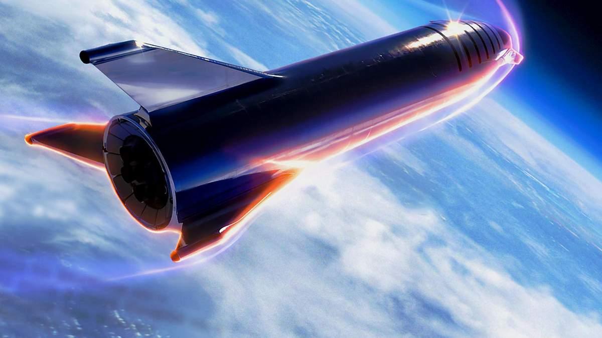 Илон Маск назвал дату презентации звездолета Starship