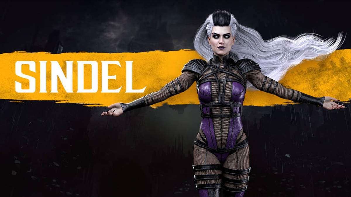 Сіндел з'явиться в Mortal Kombat 11