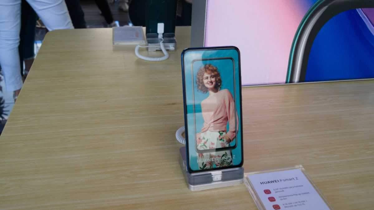 Huawei P smart Z – як користуватися, ціна, характеристики камери Huawei P smart Z
