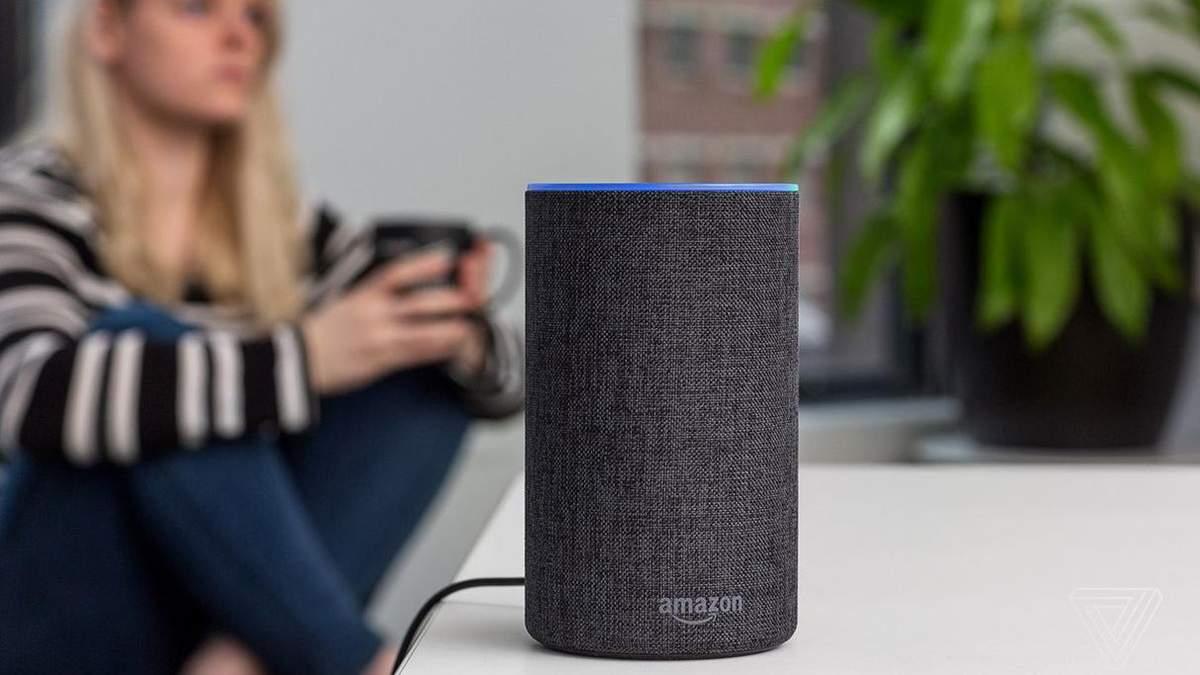 Голосовий помічник Amazon Alexa даватиме користувачам медичні поради