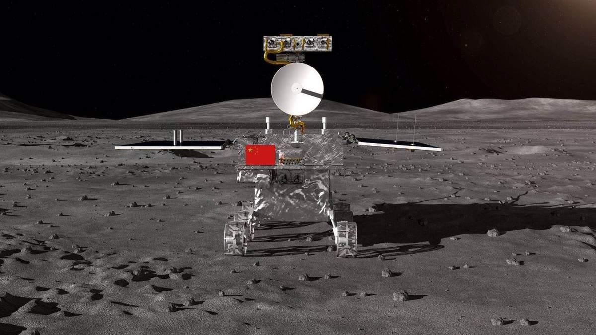 Китайський зонд Chang'e 4