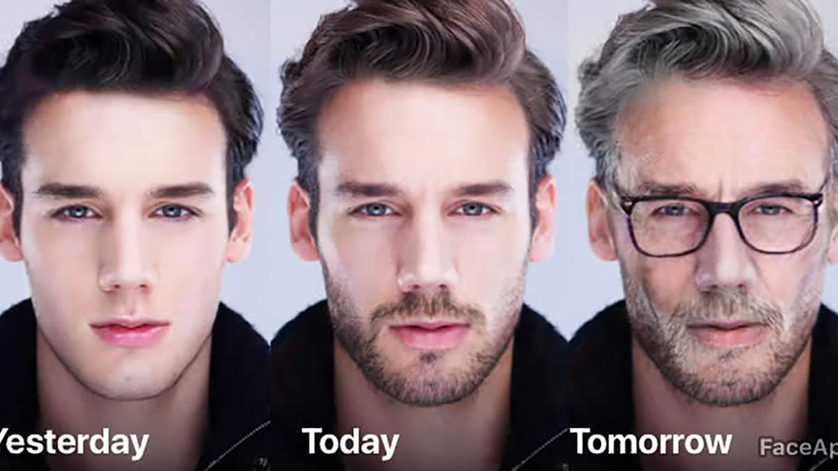 FaceApp - додаток, який старить обличчя: як працює Фейсап
