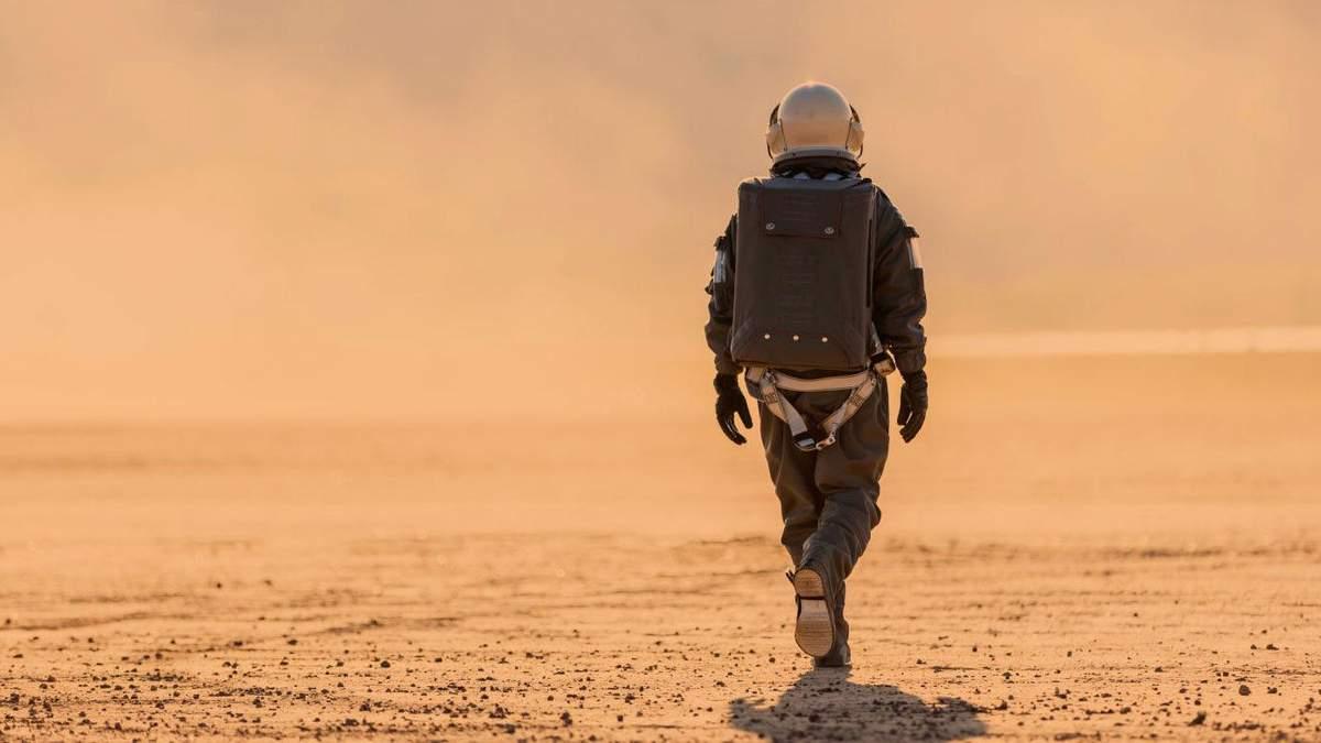 Изменение климата на Марсе