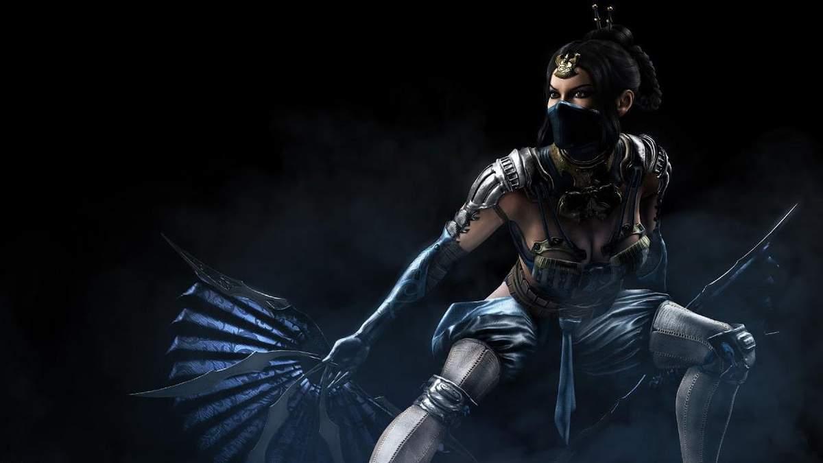 Героїнь гри Mortal Kombat перетворили на принцес Disney