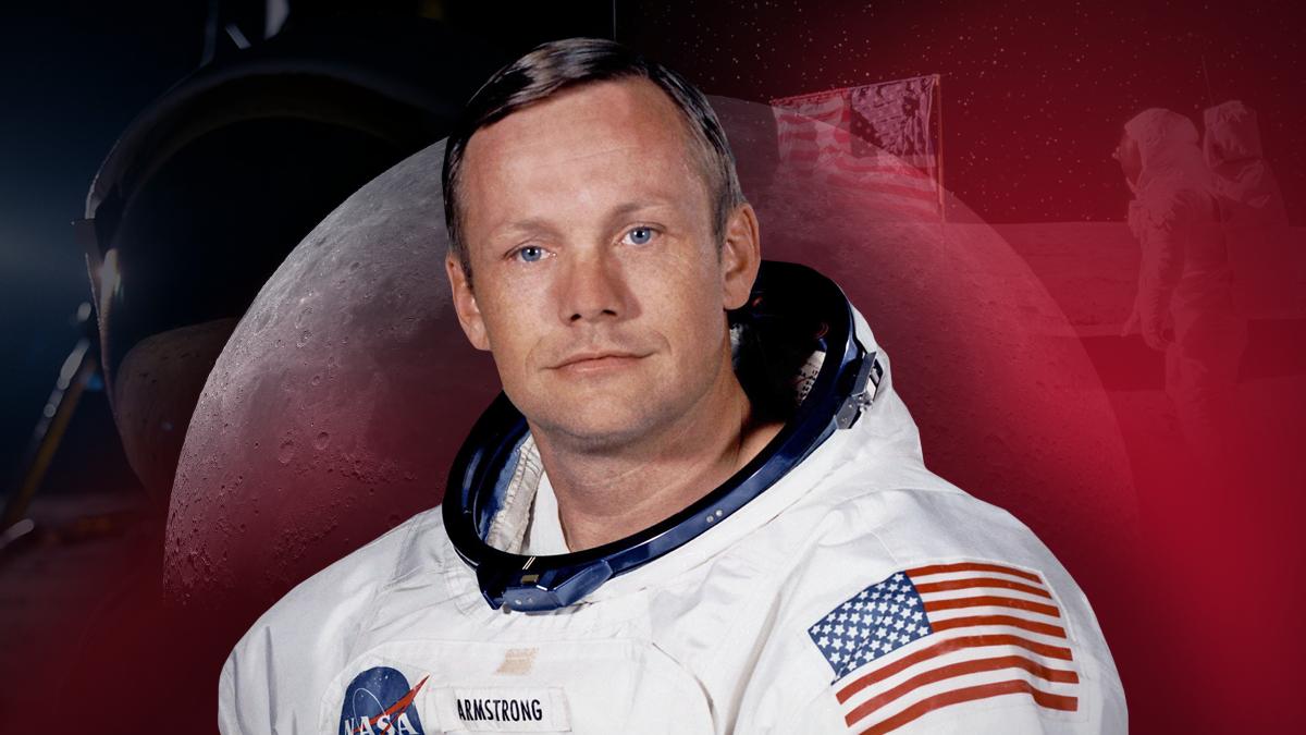 Ніл Армстронг – командир місії Apollo 11