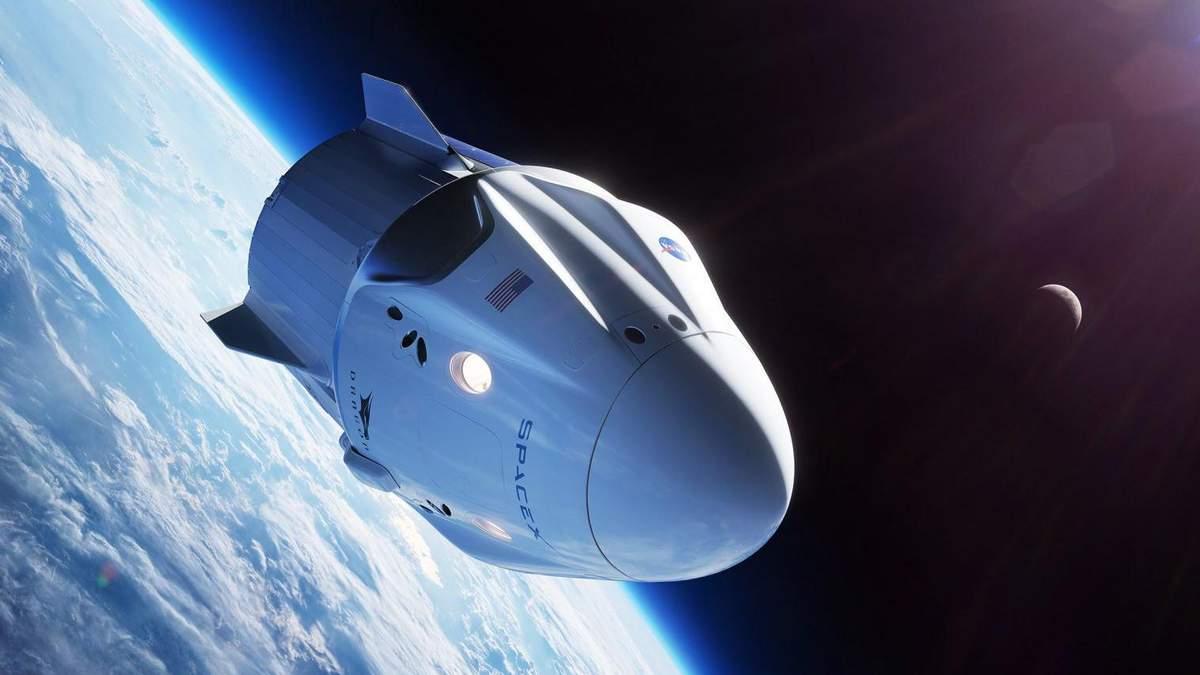 Космічний корабель SpaceX Crew Dragon