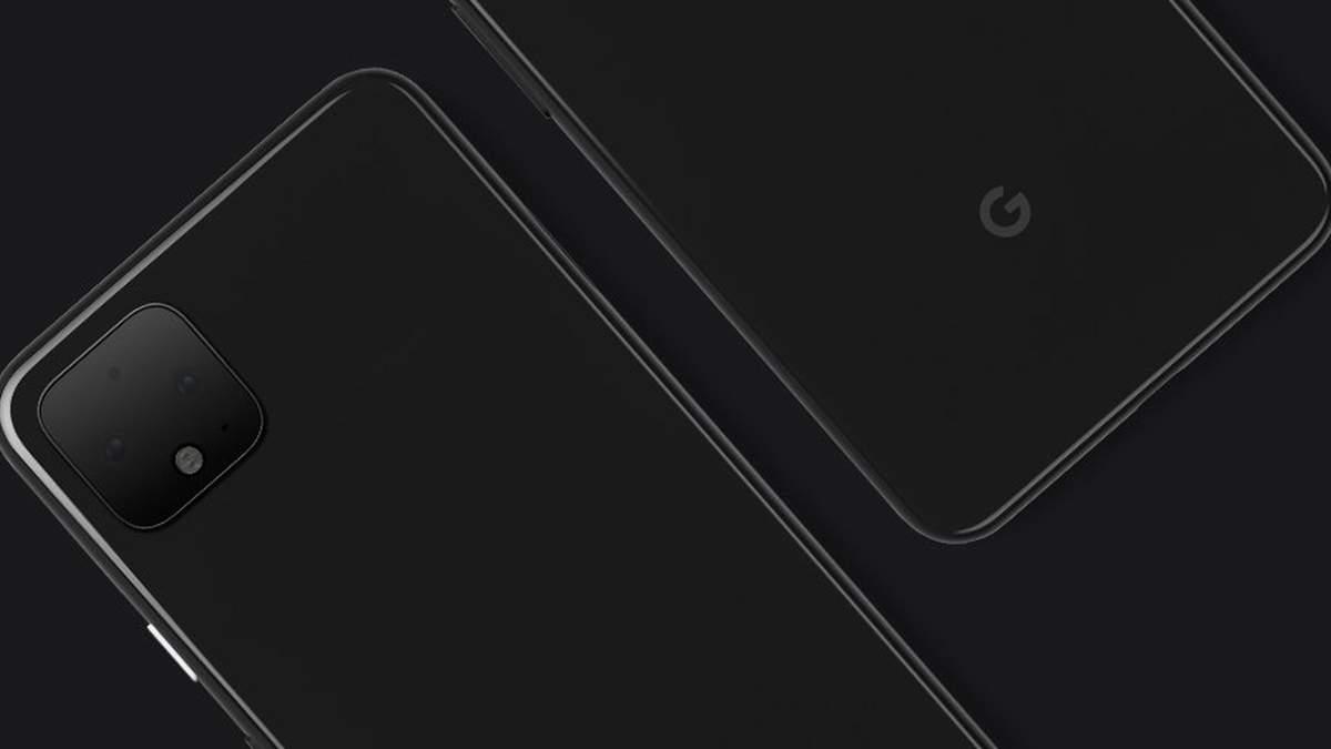Концепт смартфона Google Pixel 4