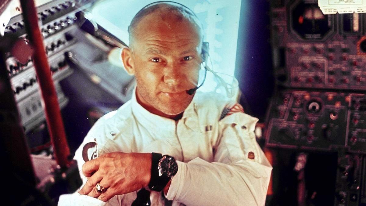 Хто такий Базз Олдрін: історія астронавта, який здійснив першу пілотовану посадку на Місяць