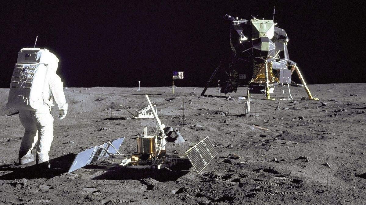 Были ли американцы на Луне: мифы о фальшивости высадки Apollo 11