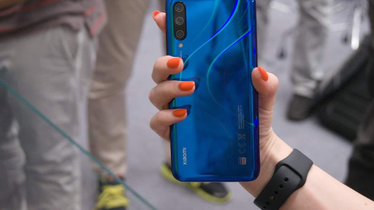 Xiaomi Mi A3 офіційно представили в Україні: ціна Xiaomi Mi A3