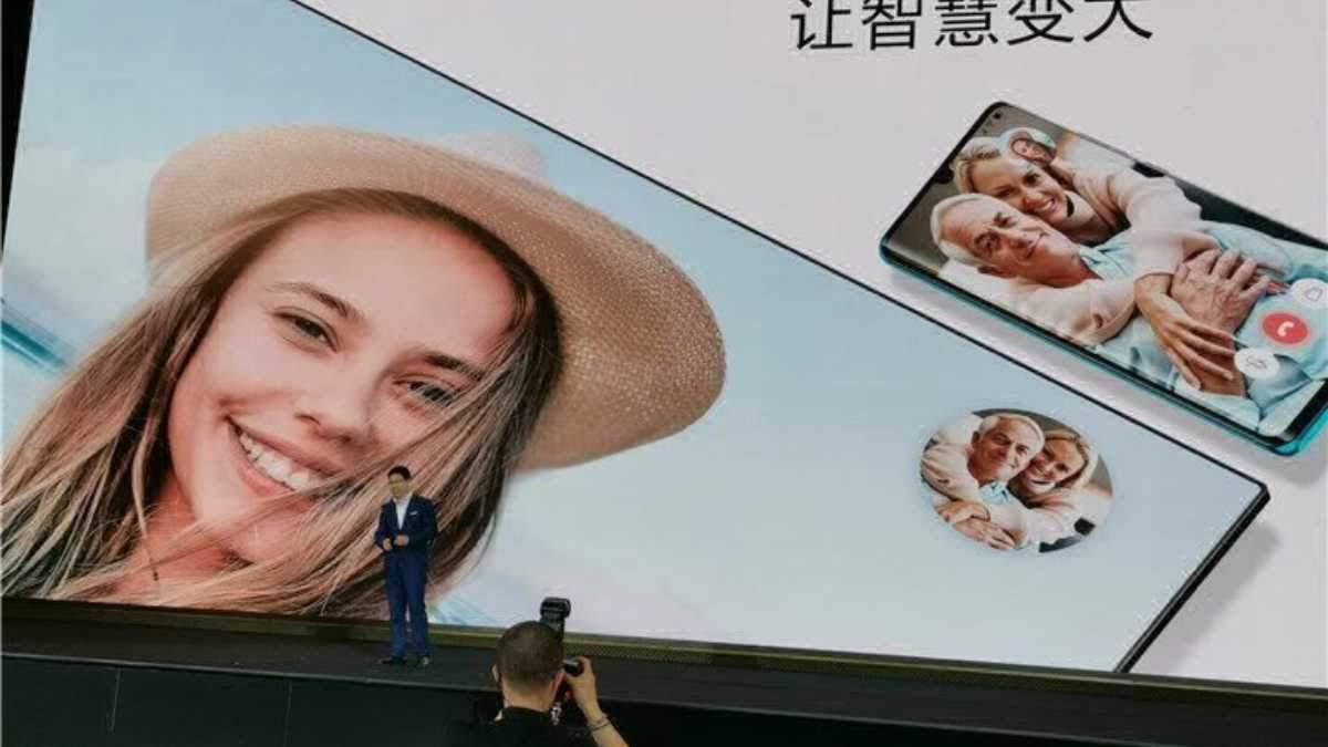 Умный телевизор Huawei Smart Screen