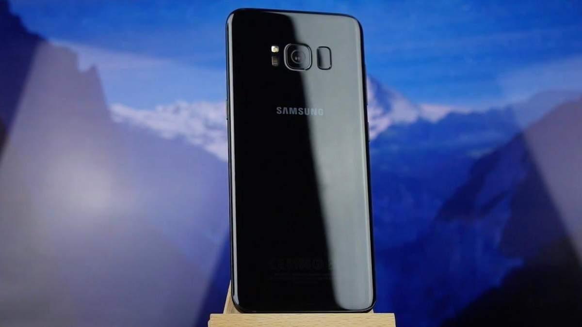 Смартфон Samsung Galaxy S8 врятував життя 20 людей