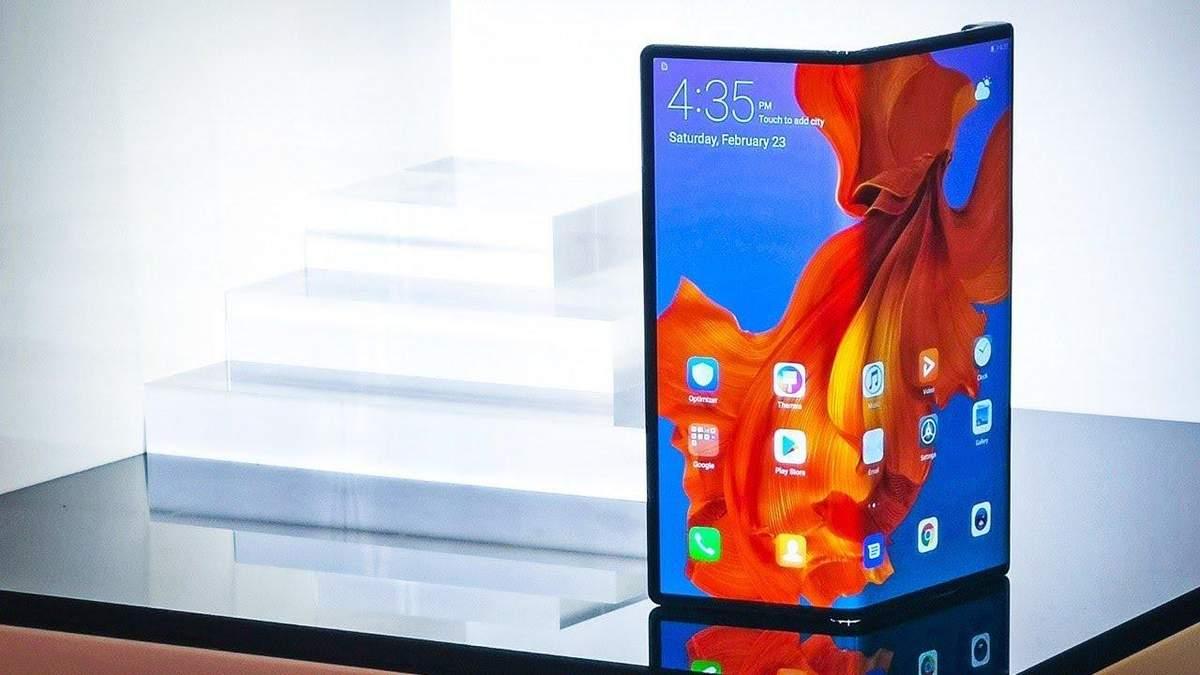 Huawei Mate X: дата виходу та ціна