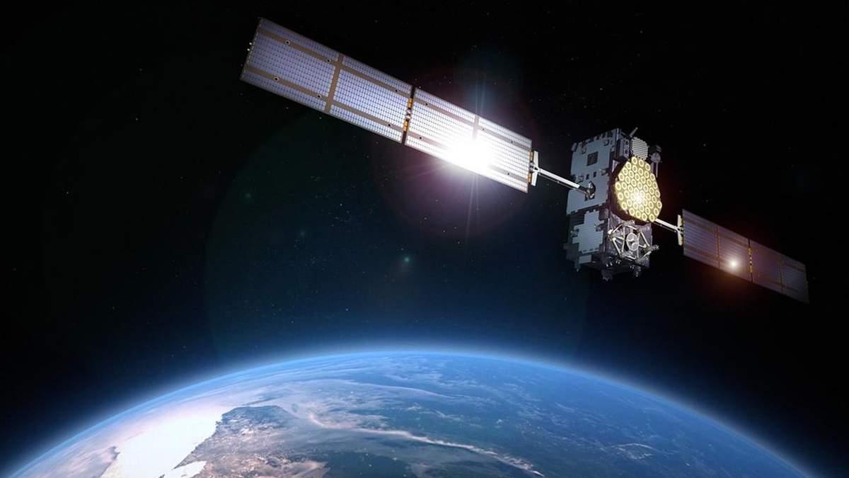 Американці вивели на орбіту найбільший супутник в історії
