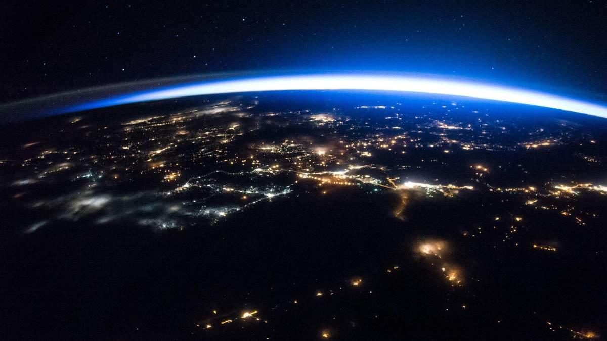 Фото Землі із космосу