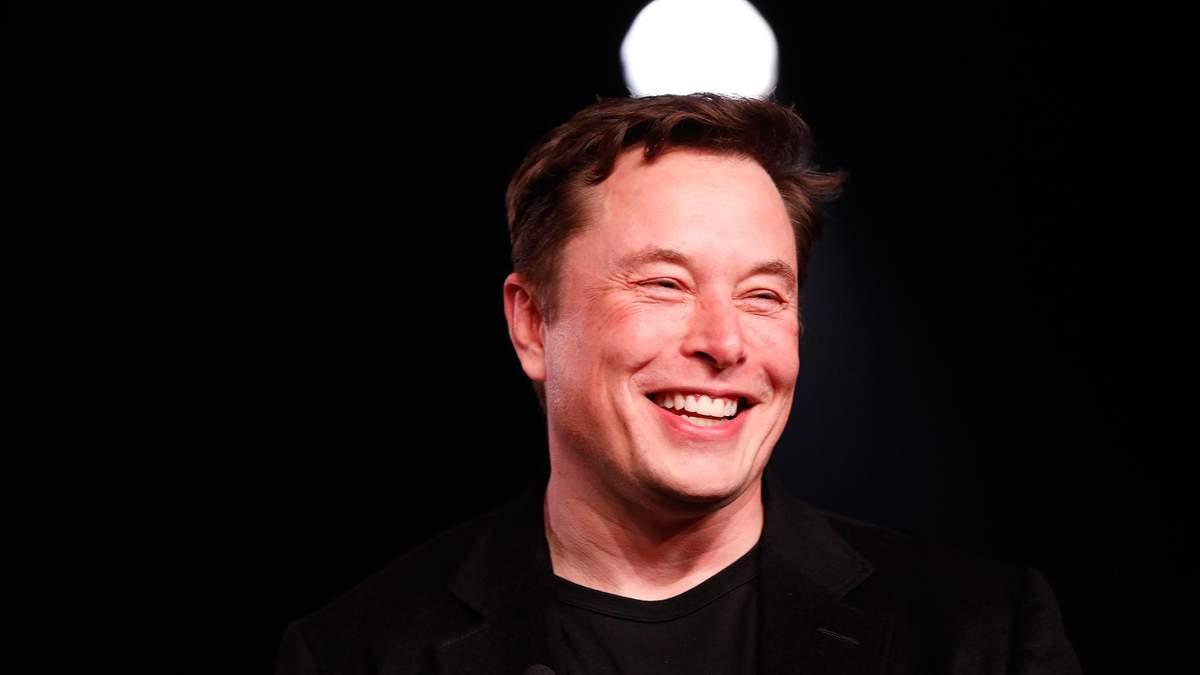 Ілон Маск запропонував новий спосіб виготовлення електрокарів Tesla