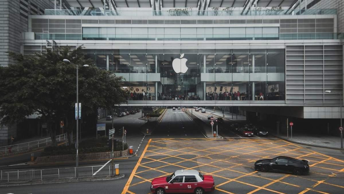 На Apple подали до суду через прослуховування