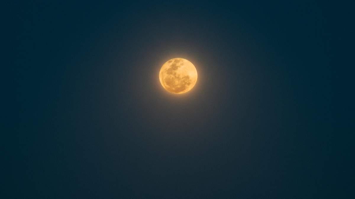 Луна оказалась ярче Солнца