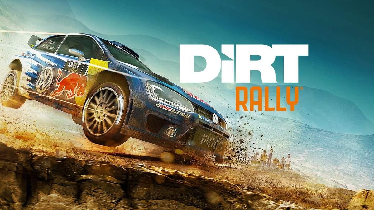 Humble Bundle: роздача безкоштовних ігор – DiRT Rally