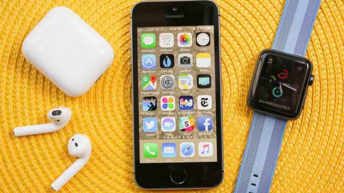 Apple може представити iPhone SE 2
