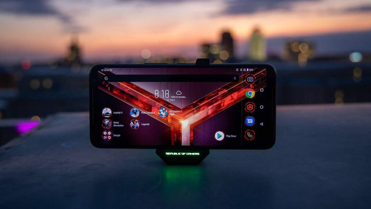 ASUS ROG Phone 2: фото, характеристики, цена