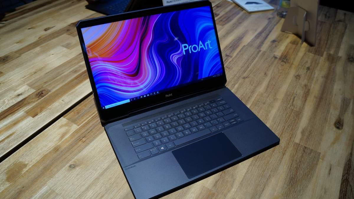 ASUS ProArt StudioBook One: характеристики, фото