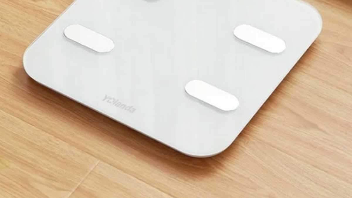 Смарт-ваги Yolanda Smart Body Fat Scalе