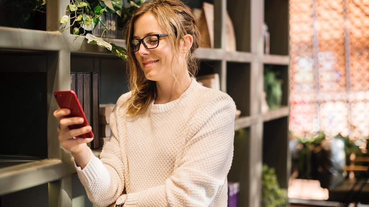 Смартфони більш небезпечні для жінок, ніж для чоловіків