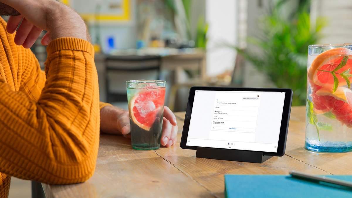 Lenovo представила новые планшеты на IFA 2019