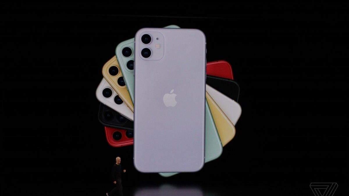 "Apple официально представила ""бюджетный"" смартфон iPhone 11: характеристики и цена новинки"