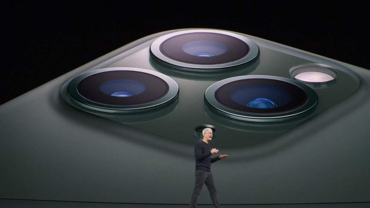 iPhone 11 Pro и iPhone 11 Pro Max: характеристики и цена новых флагманов Apple