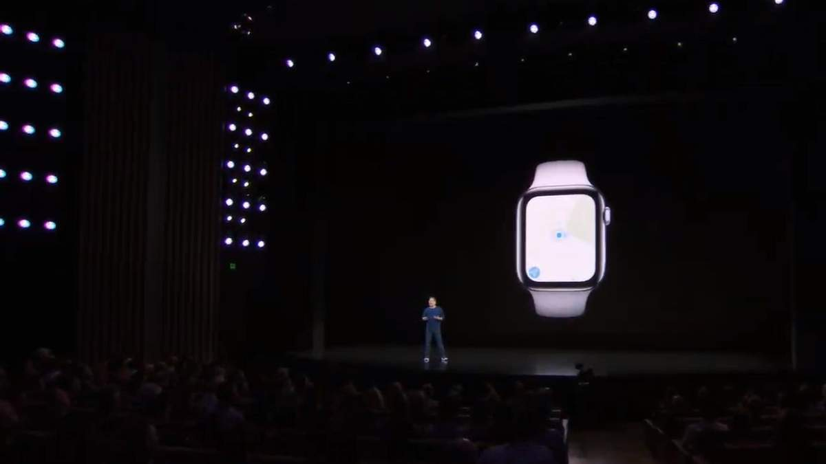 Презентація Apple 2019 – ціна і характеристики Apple Watch Series 5