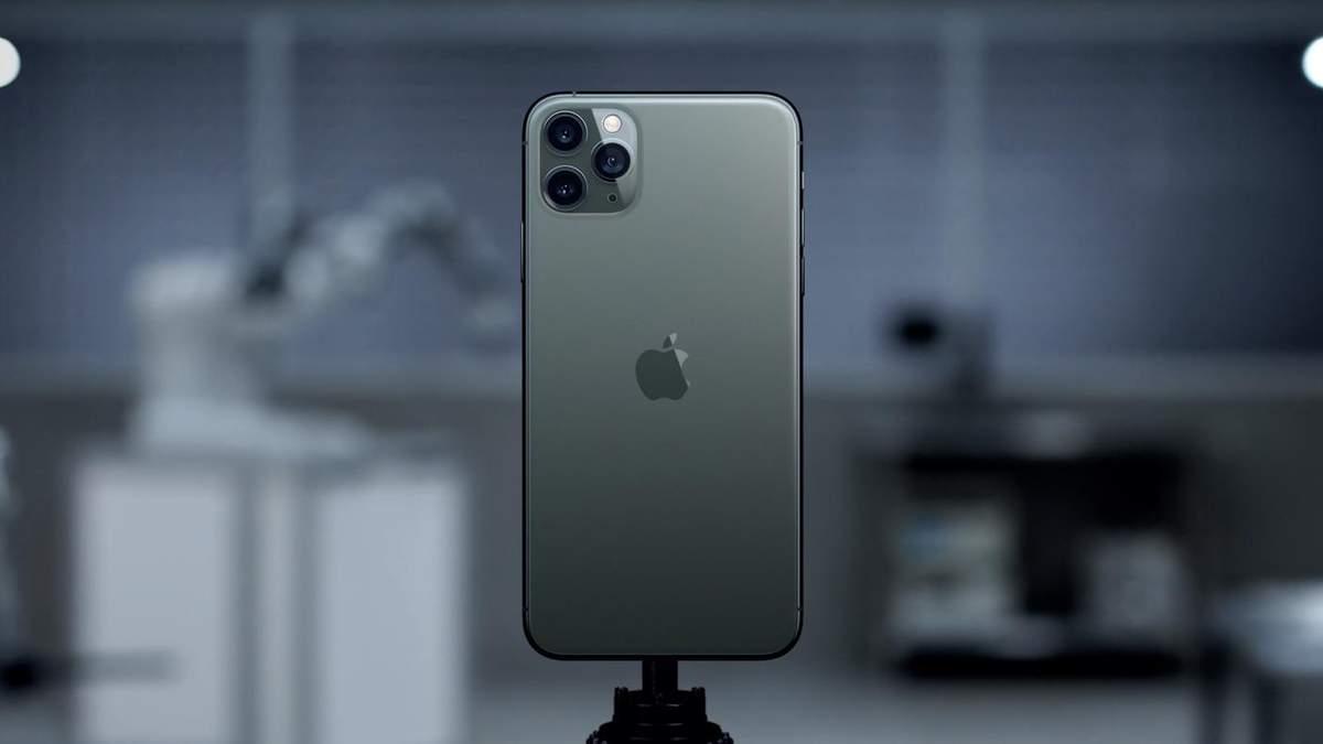 Новий iPhone Pro 11 Max: скільки коштує в Україні - ціна