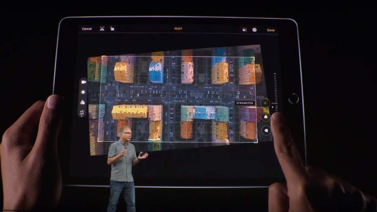 ЖК в Киеве показали на презентации Apple