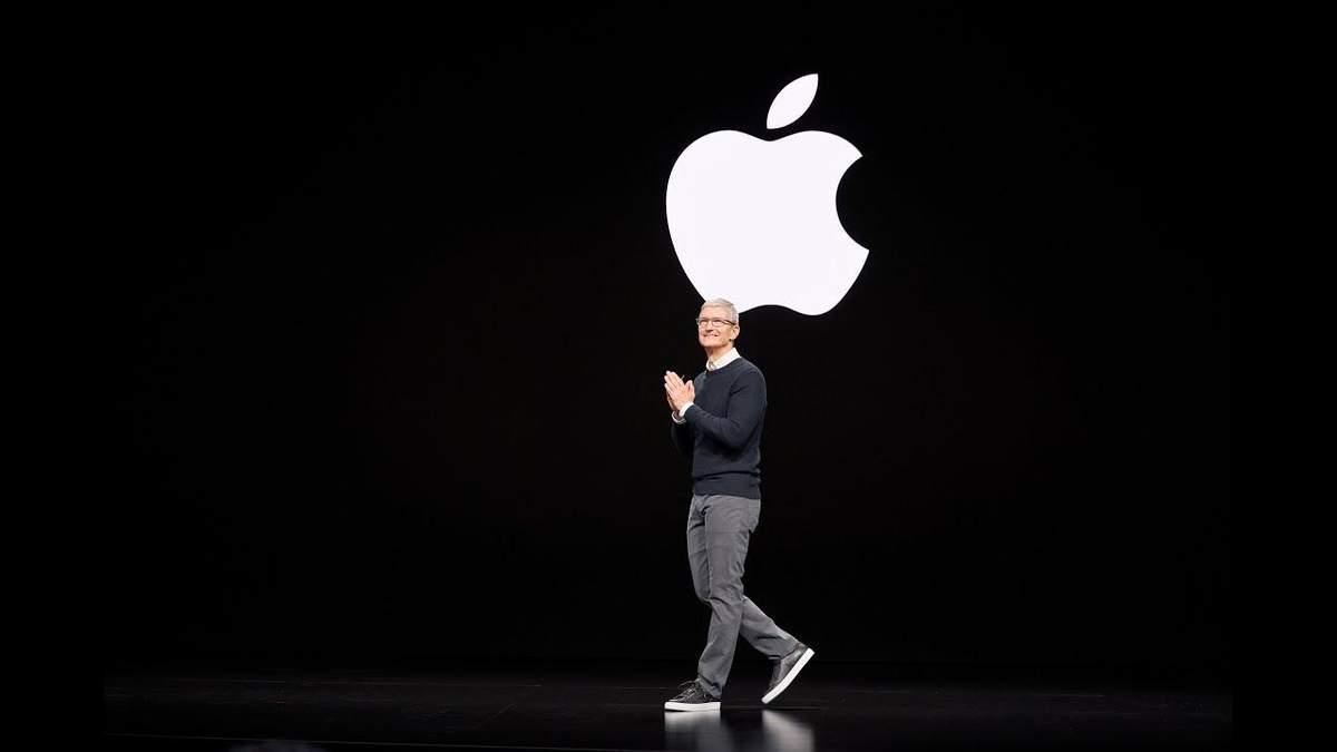 """Apple залишила """"таємне послання"""" користувачам Windows"""