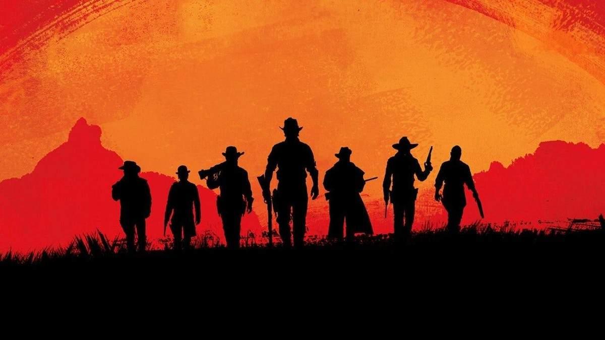 Red Dead Redemption 2 вийде на PC