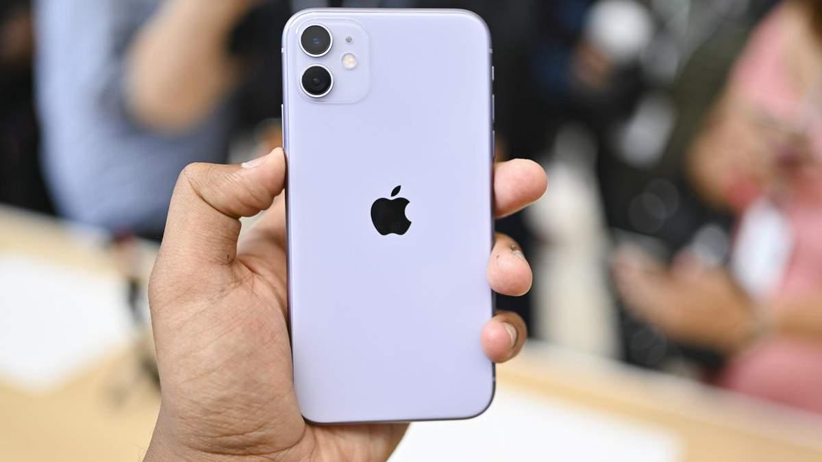 iPhone 11 встановив свій перший рекорд