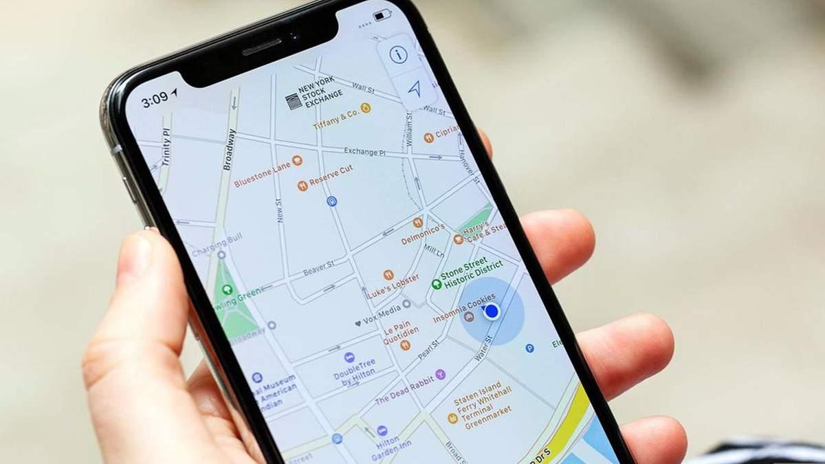 Сервис Google Maps помог найти без вести пропавшего мужчину