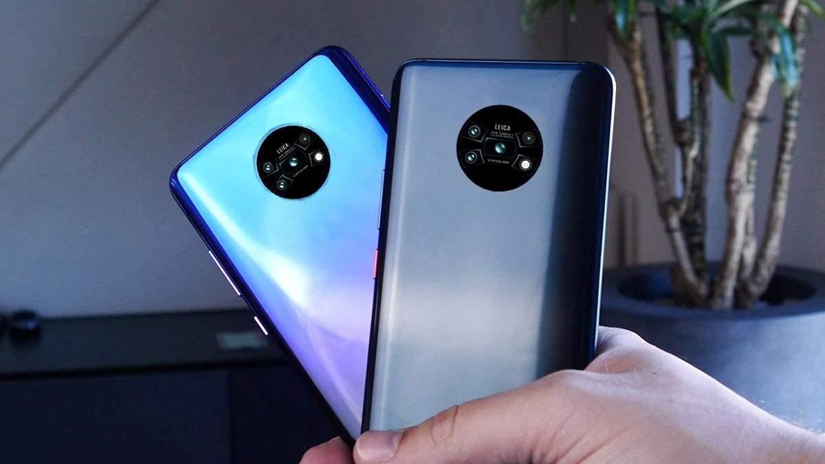 Дизайн смартфона Huawei Mate 30 Pro показали на відео