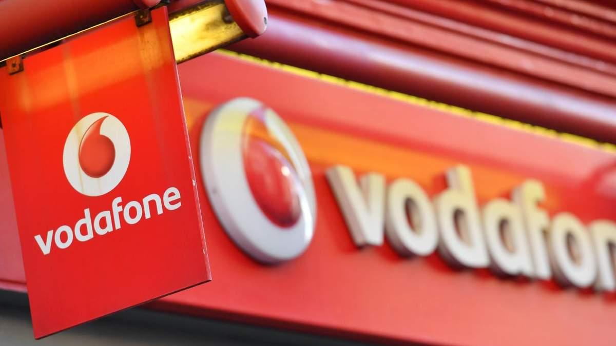 В Днепре проблемы с работой Vodafone
