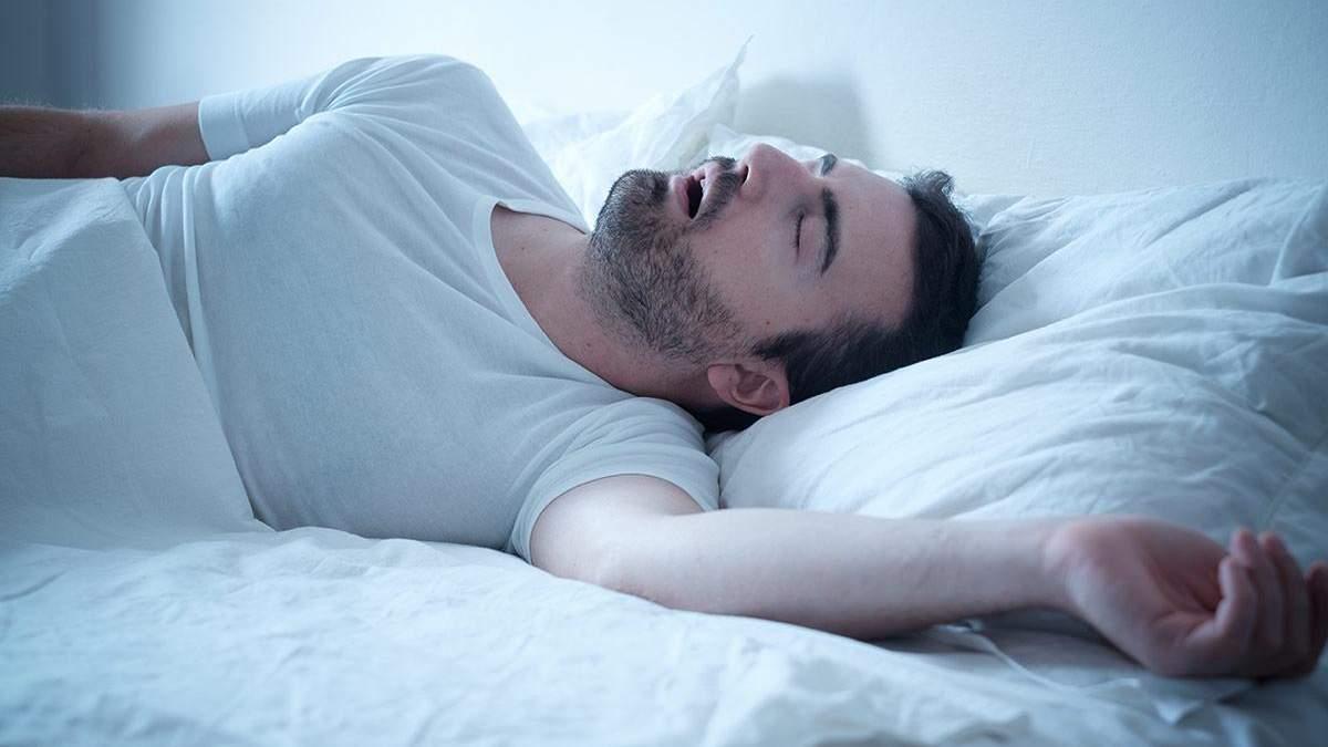 Трансляція, що допоможе заснути