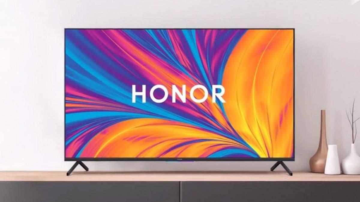 Телевизоры Honor должны поступить в продажу в Украине