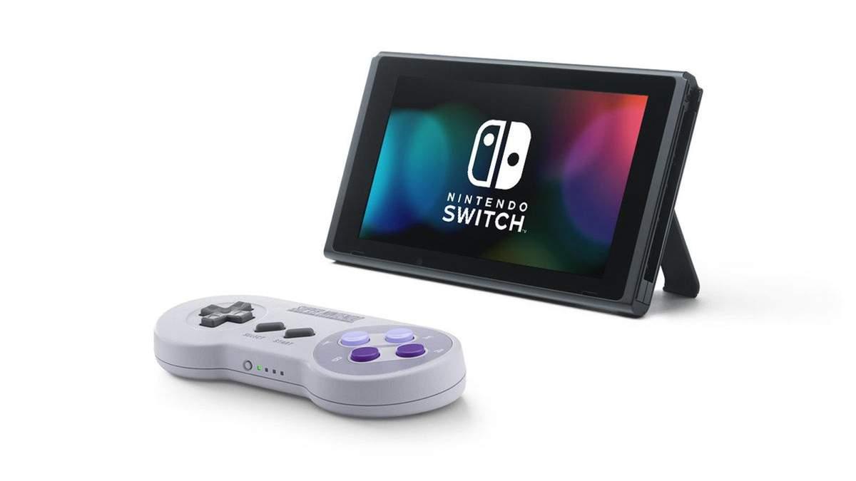 Ретро-геймпад Super Nintendo поступил в продажу
