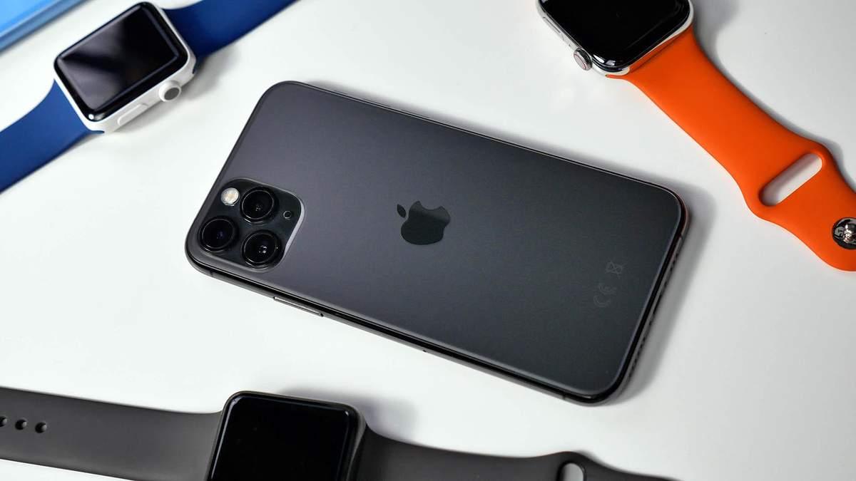Як знімає камера iPhone 11 Pro: неймовірні фото